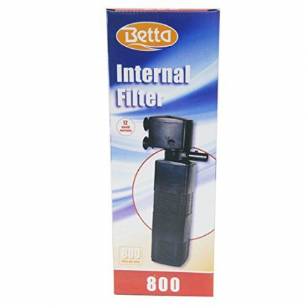 BETTA 800 Aquarium Fish Tank Internal Filter ~ 800 LPH ~ Aquarium up to 130 Litres